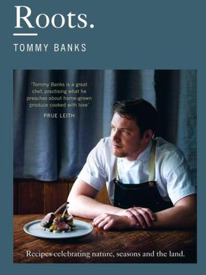 Tommy Banks' new book