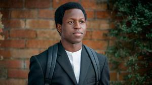 Toheeb Jimoh who plays Anthony Walker in the BBC drama