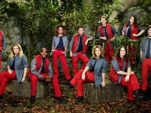 READY FOR ACTION: some of the stars taking part in I'm A Celebrity... Get Me Out of Here!