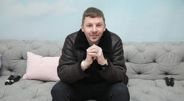 Rapper Professor Green