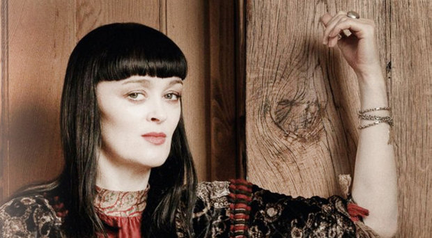 Actress and singer Bronagh Gallagher, also below