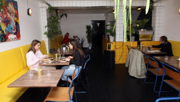 Freight is bringing new flavours to the Lisburn Road