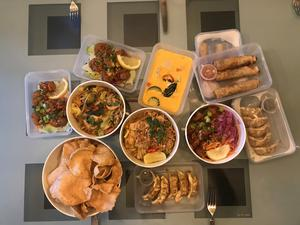 EXCITING FOOD: the Khao Asian takeaway