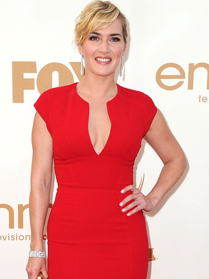 Kate Winslet uses the services of acupuncture ace Gerad Kite