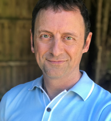 Matt Allwright says he's only armed with questions