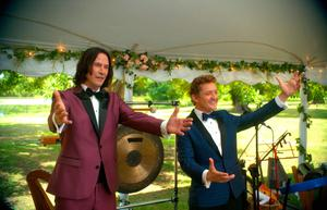 Top show: Keanu Reeves and Alex Winter in Bill and Ted Face The Music