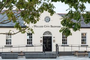 The Walled City Brewery, Ebrington Square, Londonderry
