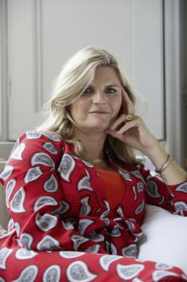 Susannah Constantine has found fulfilment in her writing career