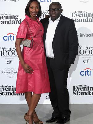Vanessa Kingori and Edward Enninful are at the helm of Vogue