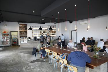 Established Coffee And Kitchen A City Centre Trendsetter