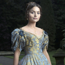 Crown Jewel: Jenna Coleman stars as Queen Victoria in the new drama