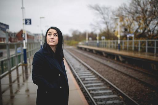 Recovery: Lucy Spraggan's experience with depression has led her to help other sufferers