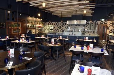 Restaurant Review Pizza Express In St Annes Square In Belfast