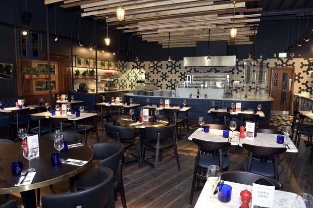 Pizzaexpress in Ballyhackamore