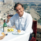 High life: Keith Floyd had a colourful lifestyle