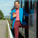 Former politician-turned-TV presenter Michael Portillo