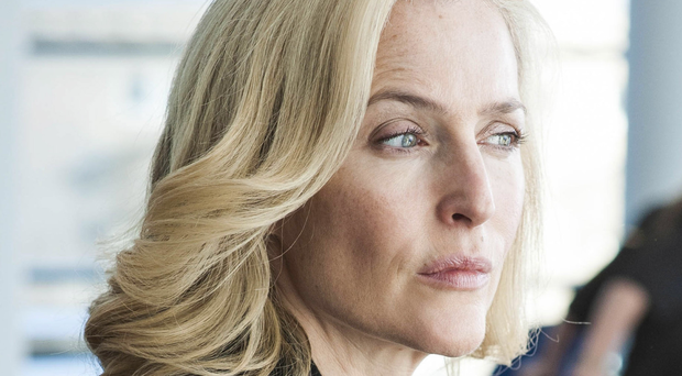 ba2f830f3ab Gillian Anderson returns as DSI Stella Gibson in the third series of The  Fall