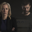 HUNTING SEASON: Gillian Anderson as DSI Stella Gibson and Jamie Dornan as Paul Spector in The Fall