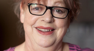Jo Brand was inspired by her social worker mum