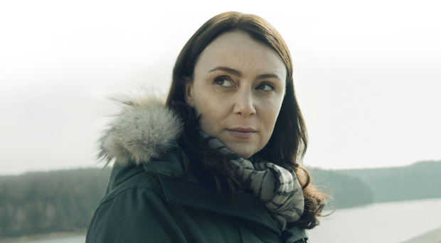 MYSTERIOUS: Gemma Webster (Keeley Hawes),