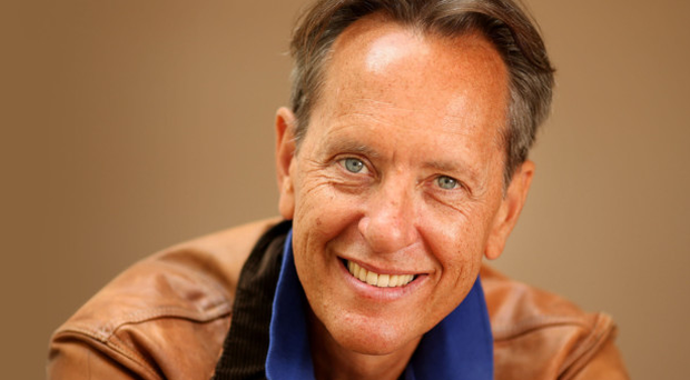 MR RELIABLE: Richard E Grant says being in Withnail & I changed his life for ever