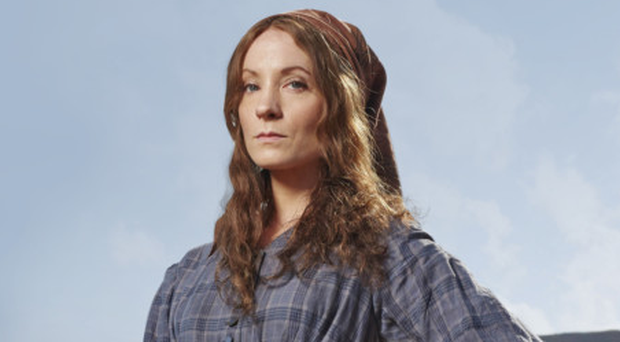 DARK SIDE: Joanne Froggatt as Mary Ann in Dark Angel
