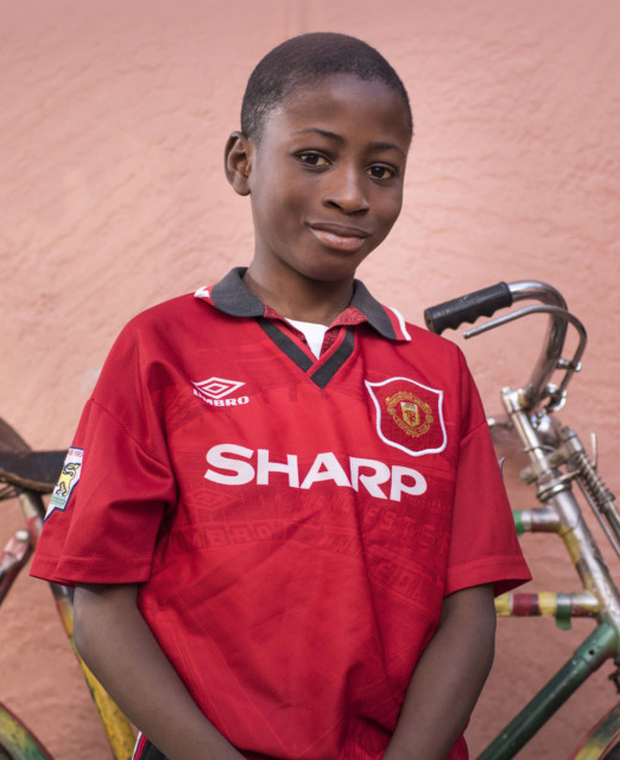 Newcomer Sammy Kamara plays 10-year-old Damilola Taylor, who was stabbed on the North Peckham estate in south London