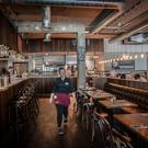 The slick service just adds to the overall excellent experience at the Market Street restaurant