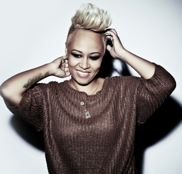 Superstar: Emeli Sandé is back with a new album, Long Live the Angels
