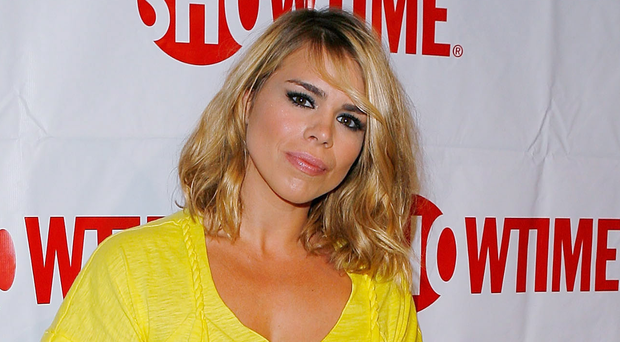Star power: actress Billie Piper