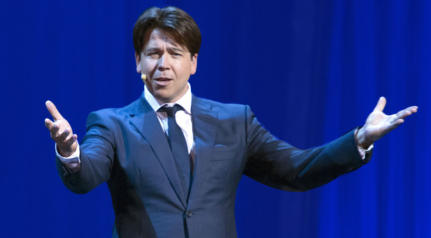 It's showtime: comic superstar Michael McIntyre