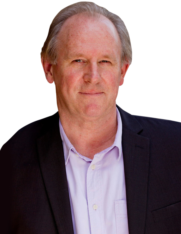 Dry wit: Peter Davison has just published a new autobiography