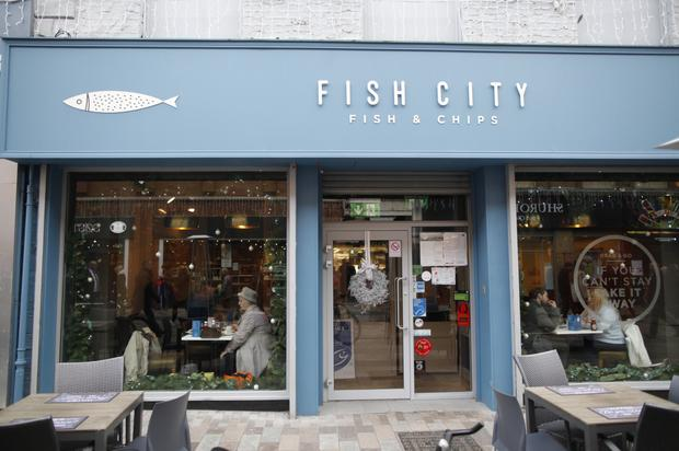 Fish City ticks all the right boxes when it comes to a modern chippie