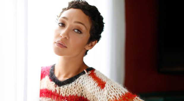 Starring role: Ruth Negga's career is going from strength to strength