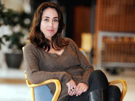 Chill factor: Actress Sophie Grabol