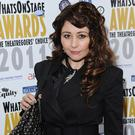 On song: Frances Ruffelle is taking part in a new musical