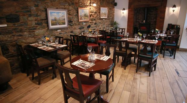The Rostrevor Inn has had a welcome makeover and is sure to be a hit with many visitors to the area