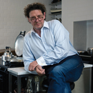 Celebrity chef: Marco Pierre White in the kitchen
