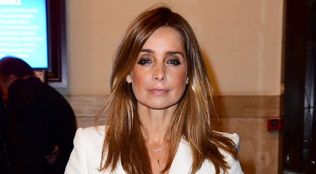 New lease of life: Louise Redknapp