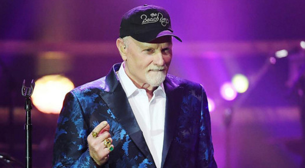 Shore thing: Mike Love