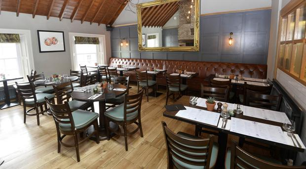 New look: the very popular Parson's Nose has been magnificently refurbished inside