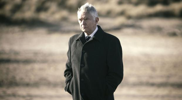 Last hurrah: Martin Shaw as Inspector George Gently