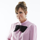Singing to a new tune: Mel Giedroyc is to host Pitch Battle on BBC1