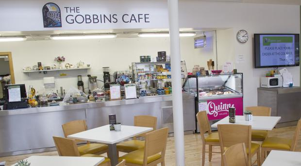 The Gobbins Cafe is the perfect accompaniment to a visit to the Gobbins Cliff Path