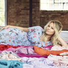 Kimberley Walsh on a photo shoot