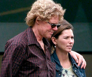 Mutt Lange And Marie Anne Thiebaud Wedding.Shania Twain I Forgive But Can T Forget The Horrible Best Friend