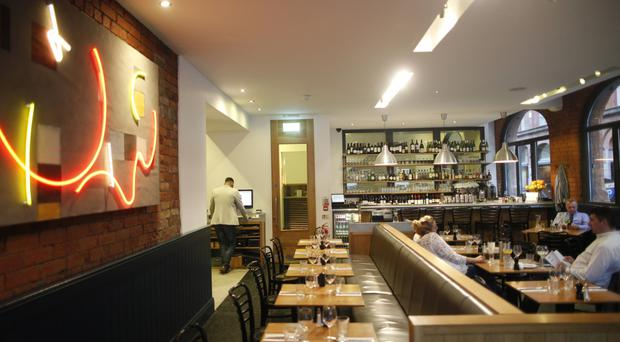 James Street South Bar & Grill is among Belfast's most popular restaurants