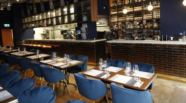 Restaurant review edo belfast for Food bar belfast