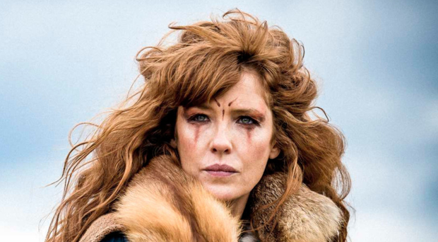 Kelly Reilly is Kerra, the daughter of King Pellenor