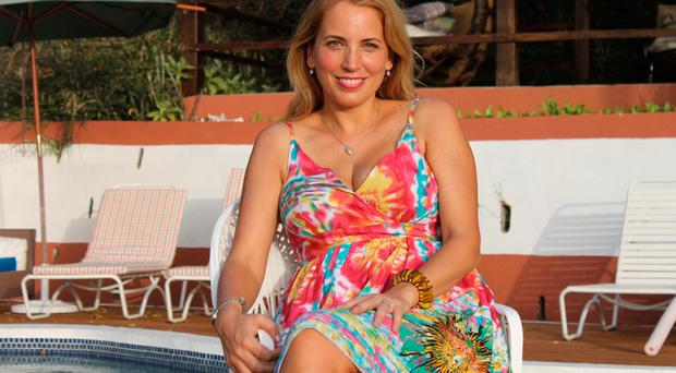 Jasmine Harman has been presenting C4's A Place In The Sun for 14 years